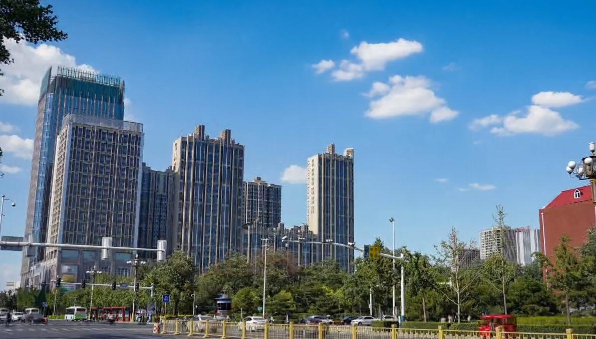 高庆利:建设天蓝地绿水秀的美丽唐山